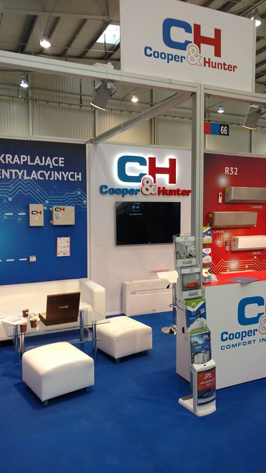 In Warsaw, on February 27-28, took place an exhibition of climatic equipment FORUM VENTILATION