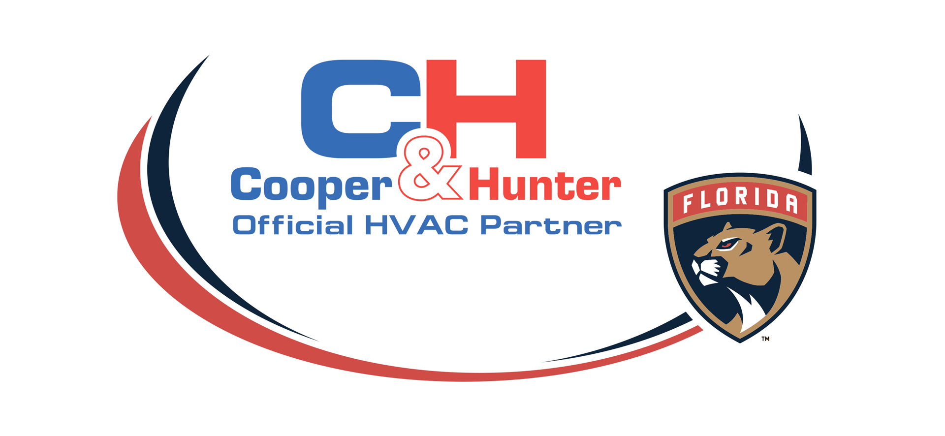 COOPER&HUNTER BECOMES AN OFFICIAL PARTNER OF THE FLORIDA PANTHERS
