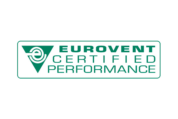 Cooper&Hunter certified by the leading European certification authority for HVAC-R - Eurovent Certita Certification.