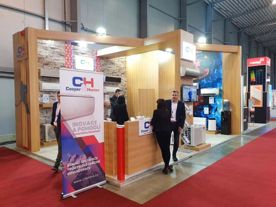 Aqua-Therm Expo in Prague and CIFAC Expo in Morocco